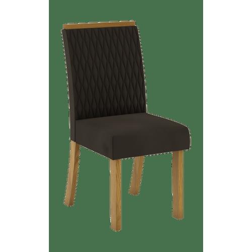 Cadeira_Vega_Marrom_Frente