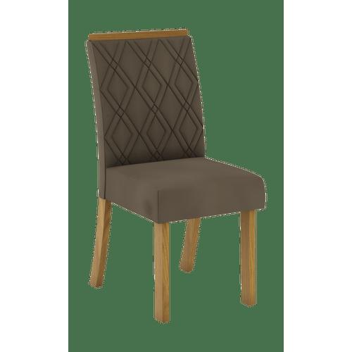 Cadeira_Vita_Bege_Frente